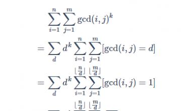 BZOJ4407 于神之怒加强版 莫比乌斯反演+线性筛积性函数